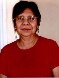 Ada V. Cabrera obituary photo