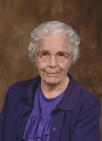Thelma F. Pope obituary photo