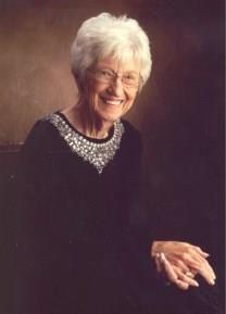 Margaret Ann Thompson obituary photo