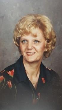 Maria Burns obituary photo