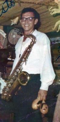 George M. Garcia obituary photo