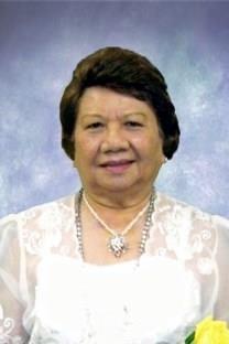 Remedios Verzosa Gamueda obituary photo