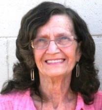 Linda Lou Paul obituary photo