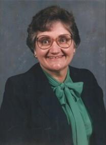 Doris Ann GODBEE obituary photo
