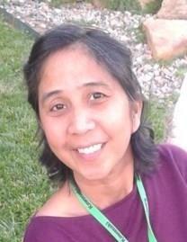 Carol Arcebido Blair obituary photo