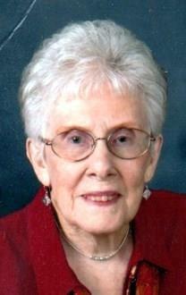 Gweneth Elaine Eickman obituary photo