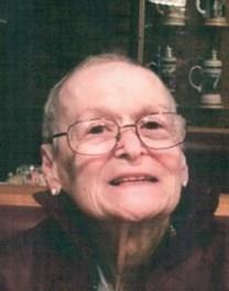 Rose Mary Jadwick obituary photo