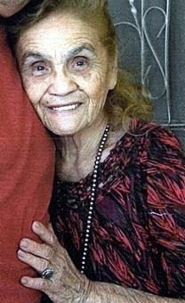 Olvido Perez obituary photo