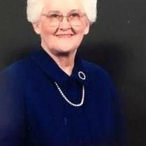Martha Elizabeth Margrave