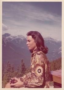 Elizabeth Terry Hewitt obituary photo