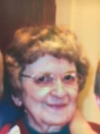 Dora Elizabeth Blackwelder obituary photo