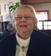 Virginia Theresa Lund obituary photo