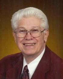 John Bush obituary photo