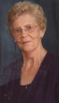 Melba Fern Prestridge obituary photo