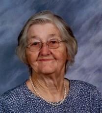 Margaret Jackson Lockamy obituary photo