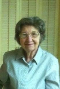 Betty Ann Keys obituary photo