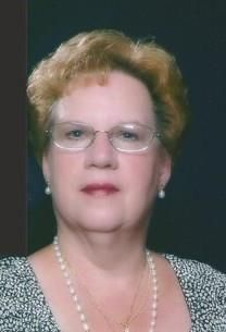 Judy Wand obituary photo