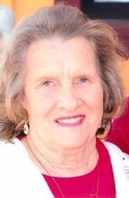Martha Jo Burgess obituary photo