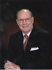 George Bruce McPherson obituary photo