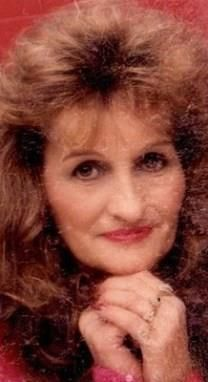 Brenda Jean Armes obituary photo