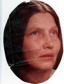 Mary Alice Christopher obituary photo