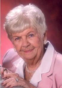 Frances VanGinhoven obituary photo