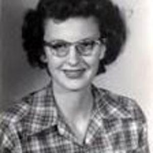 Catherine Esther Ward