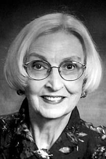 Sally Beaver Buckner obituary photo