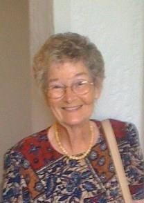 Clara Louise Lazarine obituary photo