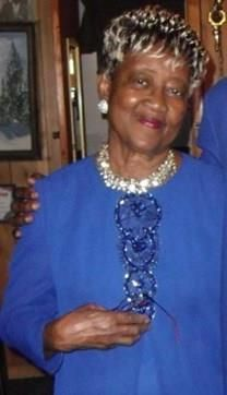 Inez Fuller Simmons obituary photo