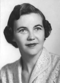 Margaret W. Sumner obituary photo