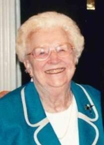 Betty Inman Reese obituary photo