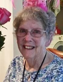 Phyllis Mae Hilkey obituary photo