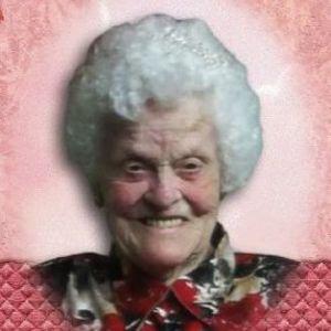 Gladys Louella Farmer Holland Obituary Photo