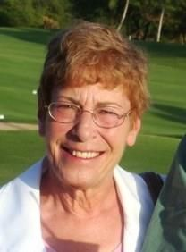 Shirley Shannon obituary photo