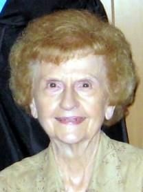 Eleanor Pearl Fior obituary photo