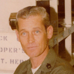 "Joseph J. ""Sarge"" McIntyre Obituary Photo"