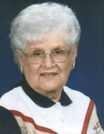 Virginia Marie SMOLLEN obituary photo