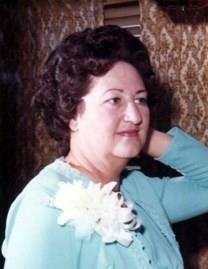 Jeannette LaCour St. Clair obituary photo