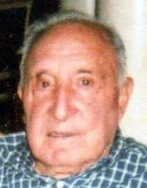 Vincent Di Carlo obituary photo