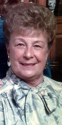 Nellie K. Vogt obituary photo