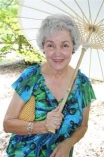 Georgene Parker Hardy obituary photo