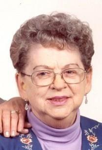 Nora Clarene Smith obituary photo
