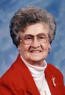 Eula Mae Butler obituary photo