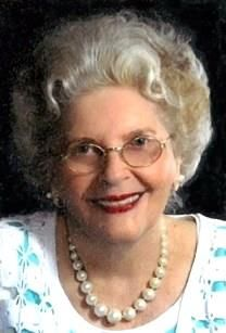 Gerdean Mattingly Platter obituary photo