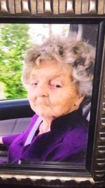 Edna Barefoot Brown obituary photo