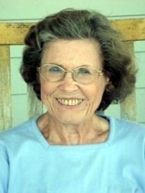 Anne Crabtree obituary photo