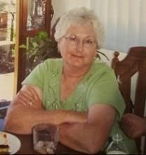 Carol Weeks obituary photo