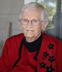 Frances Greer Mitchell obituary photo