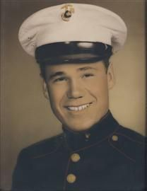 Delbert Lacy Marks obituary photo